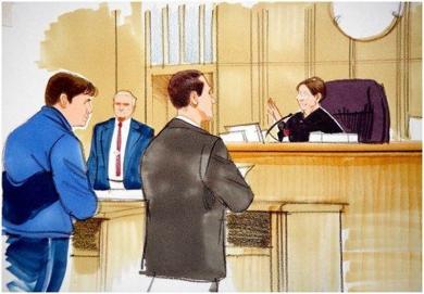 Совет судей парвила поведения в суде